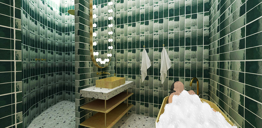 We'd love to stay in this hotel designed by Advanced Diploma students