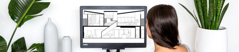 Interior Design, Sydney Design School, Interiors, AutoCAD