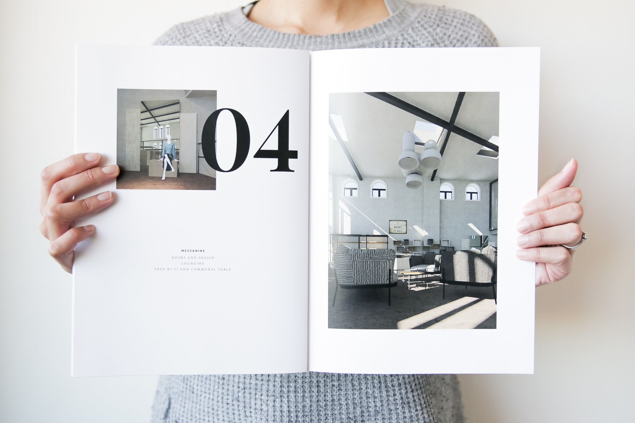 ID 4755 Interior Design Studio VI | COLLEGE OF ART & DESIGN