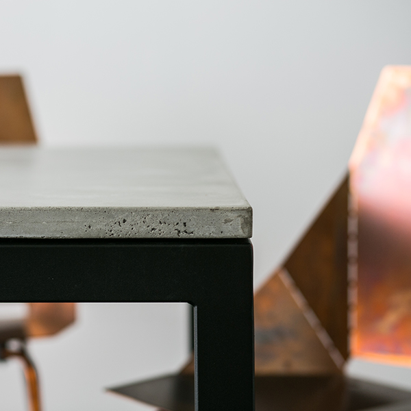Sydney based concrete furniture business Slabs by design