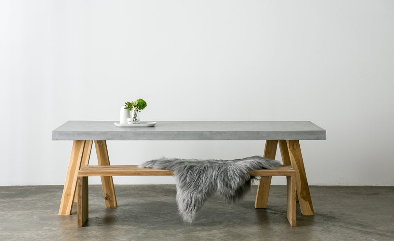 Sydney based concrete furniture business Slabs by design