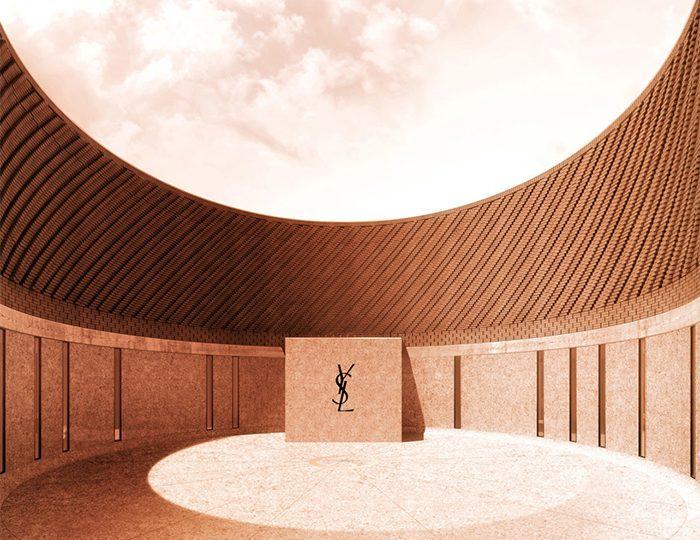 SDS Edits  |  Musée Yves Saint Laurent