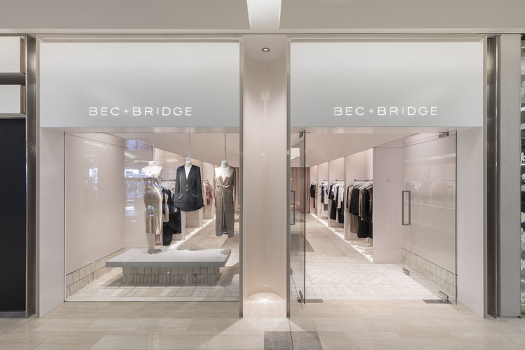 Australian Interior Design Awards 2018 shortlist - Retail Design - Bec and Bridge
