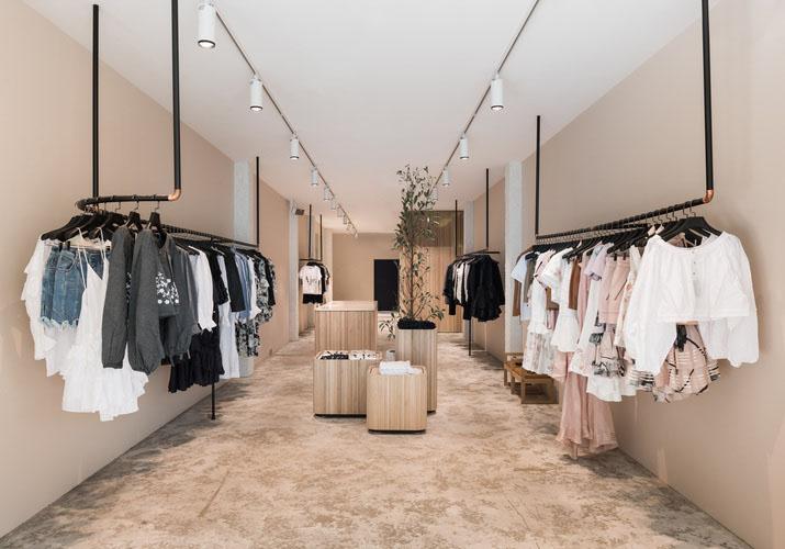 Australian Interior Design Awards 2018 shortlist - Retail Design - Aje