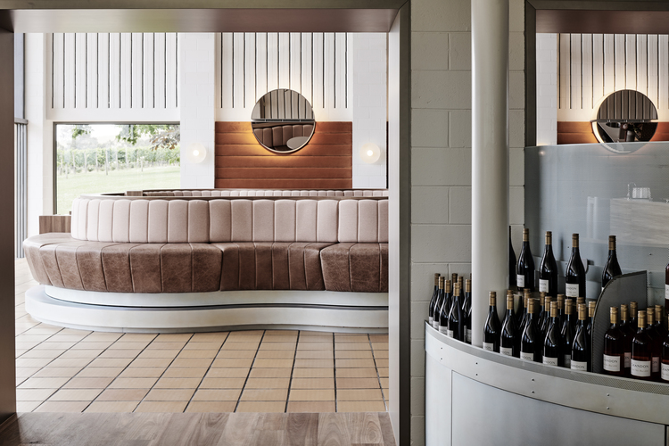 Australian Interior Design Awards 2018 shortlist - Retail Design - Domaine Chandon