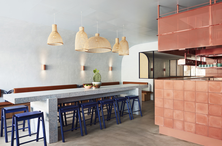 The Best of Hospitality Design - Fonda Mexican