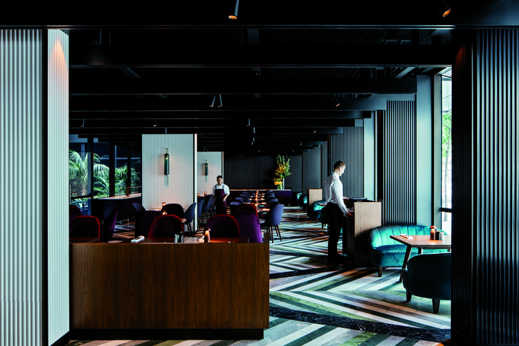 The Best of Hospitality Design - West Hotel