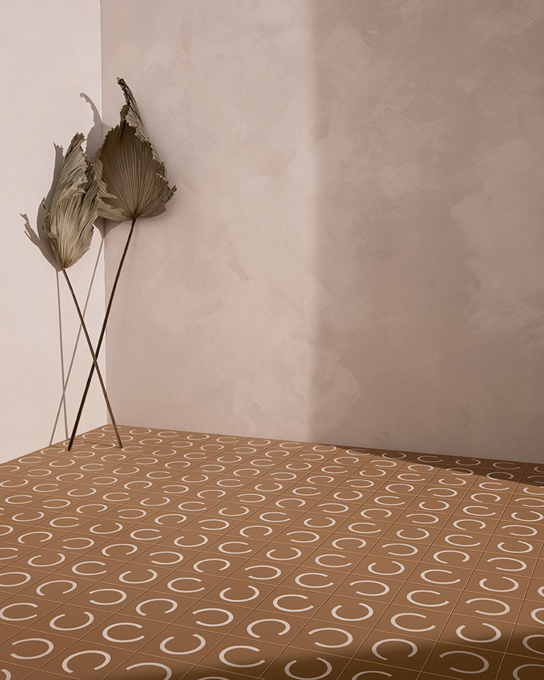 Sarah Ellison x Teranova tile collection