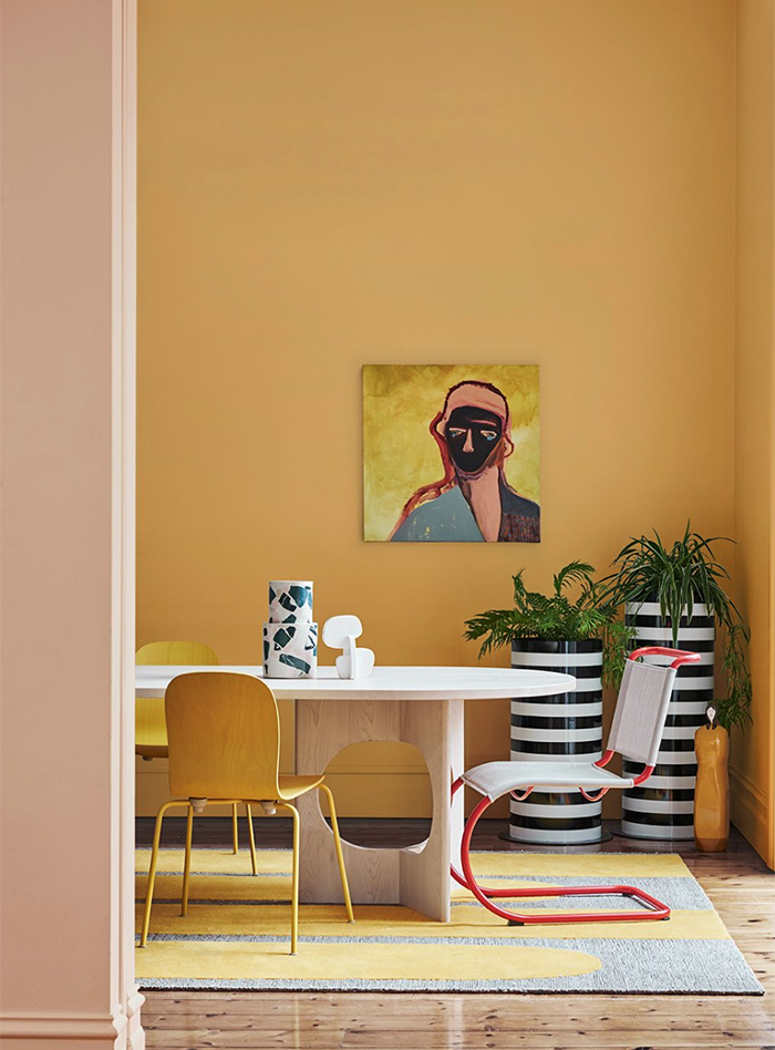 Dulux Colour Forecast 2019 - Identity
