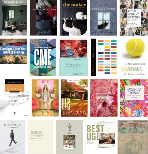 Top 20 Design Books - Sydney Design School