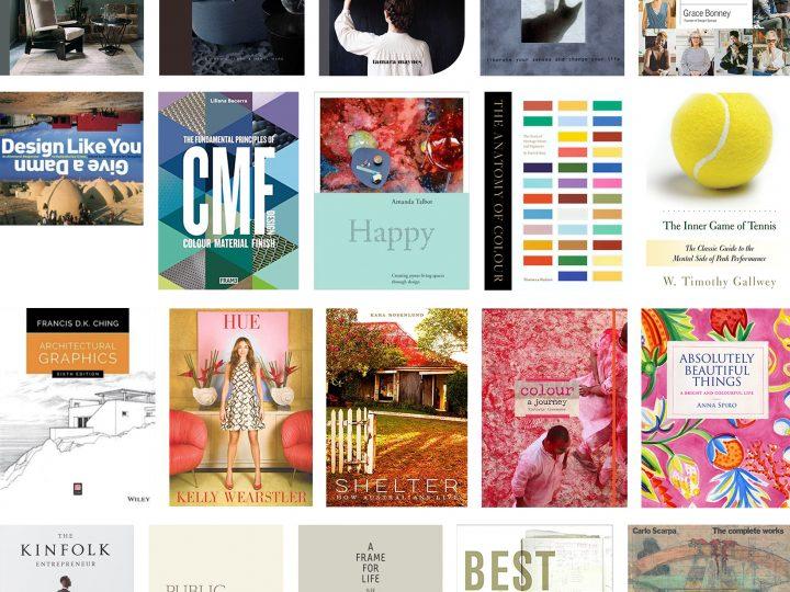 Our top 20 design books