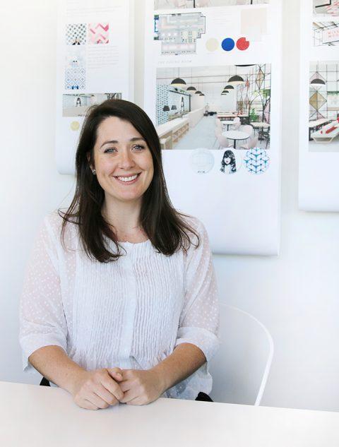 Sheridan Hawkins - Sydney Design School Careers Coach