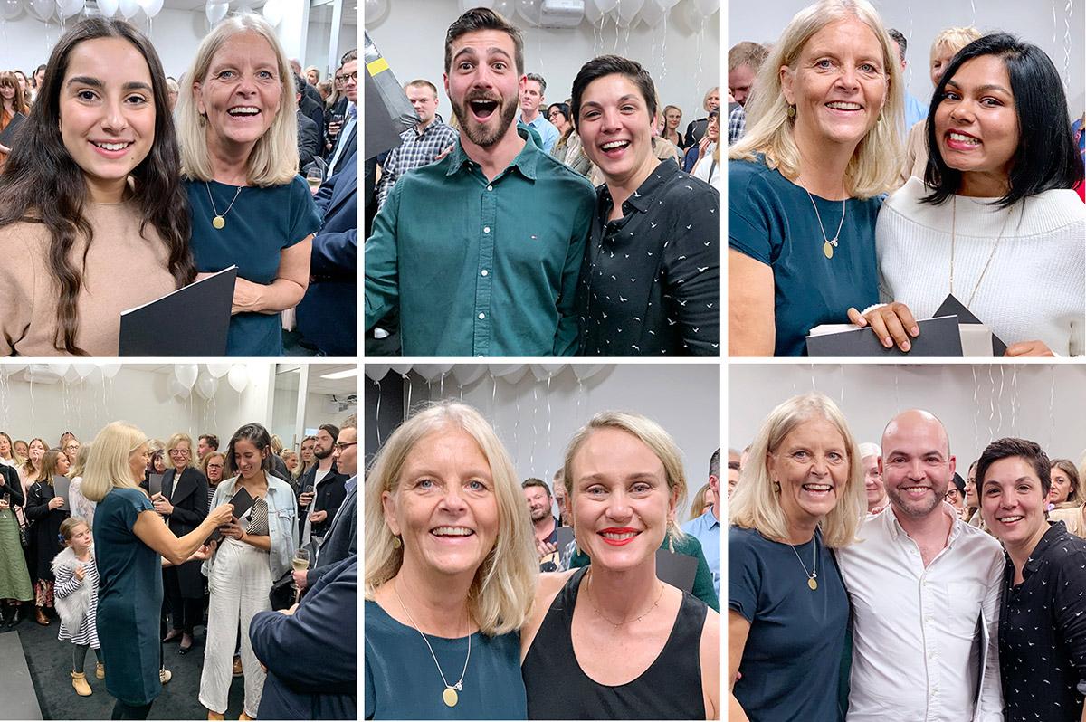 Sydney Design School graduation July 2019