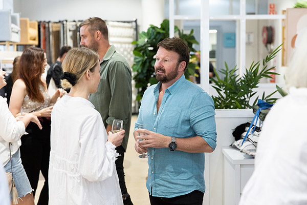 Sydney Design School alumni event