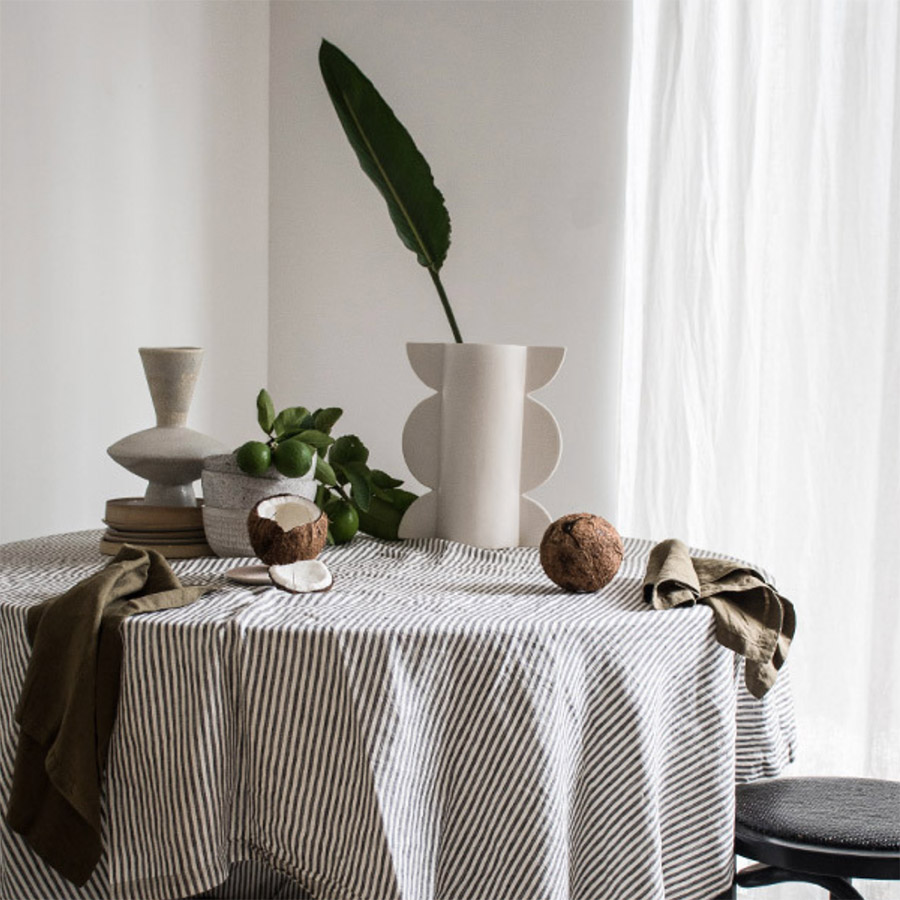 Self care in isolation - Photo: I Love Linen