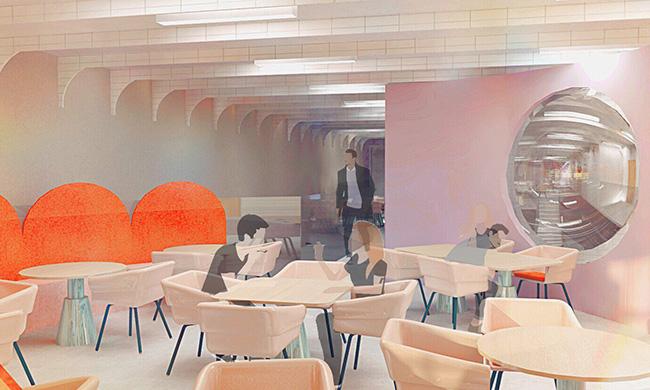 Tia Heard Munro Sydney Design School student finalist - Dulux Colour Awards 2020