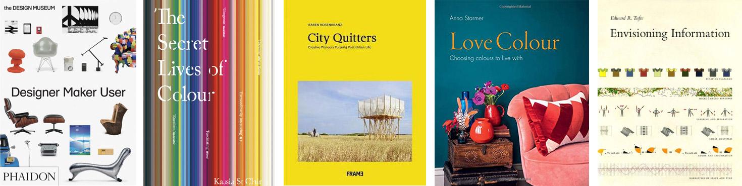 Sydney Design School - Design books gift list 2020