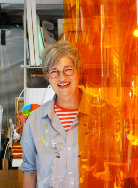 Sydney Design School Educator and Artist Jan Handel